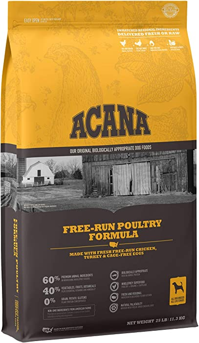 Top 10 Dog Food Acana Small