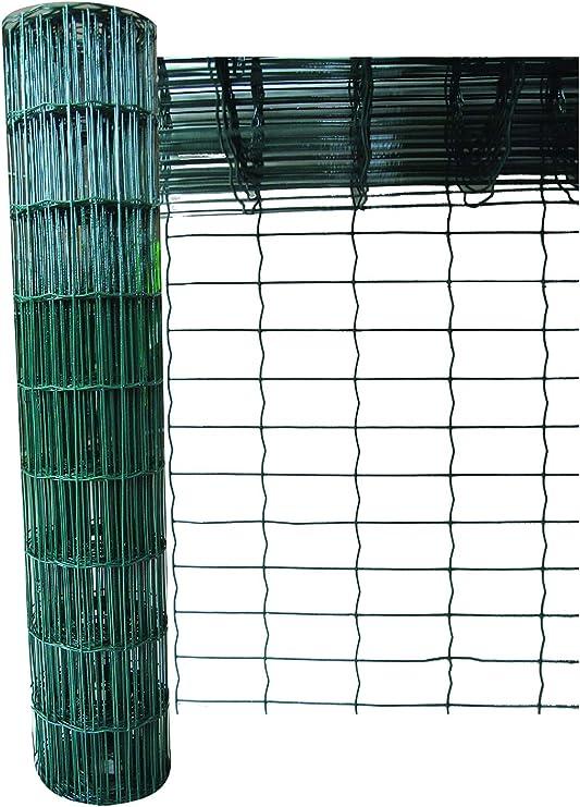 Hamble Green Blade BB-CW130 - Valla de jardín (Revestimiento de PVC, 10 x 0,6 m), Color Verde: Amazon.es: Jardín