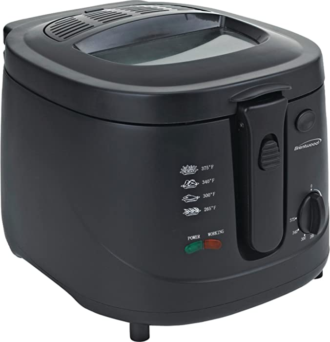 The Best Brentwood Electric Fryer