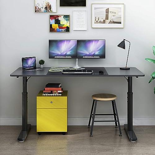 Eureka Ergonomic Computer Desk 60 inch