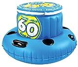 SPORTSSTUFF Inflatable Floating Cooler, 60 Quart