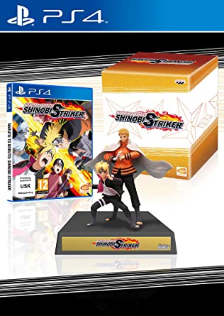 Naruto to Boruto Shinobi Striker Collector's Edition (PS4