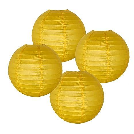 Amazon.com: Lámparas de papel surtidas Just Artifacts ...