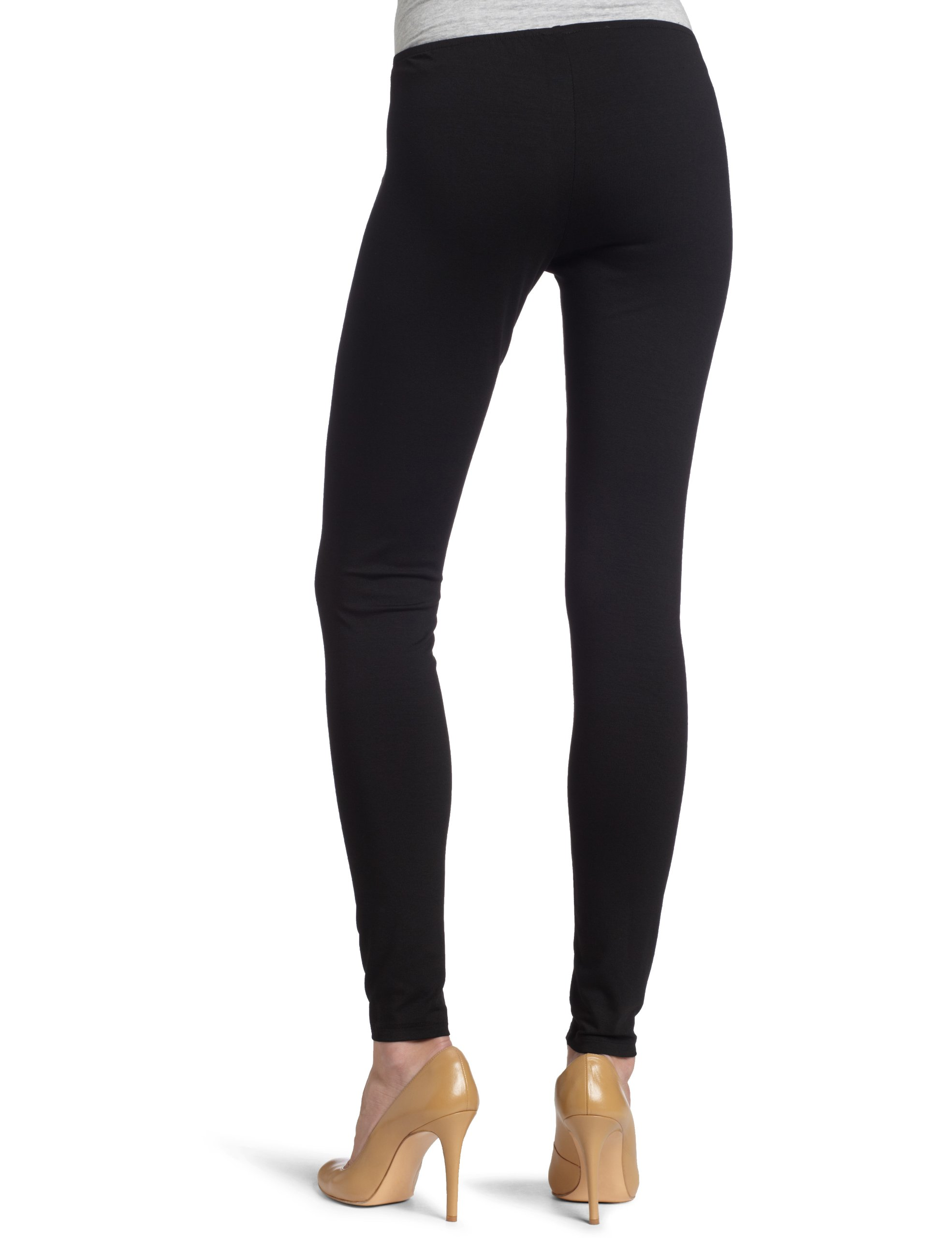 Only Hearts Women's So Fine Legging - 20078,Black,X-Small by Only Hearts (Image #2)