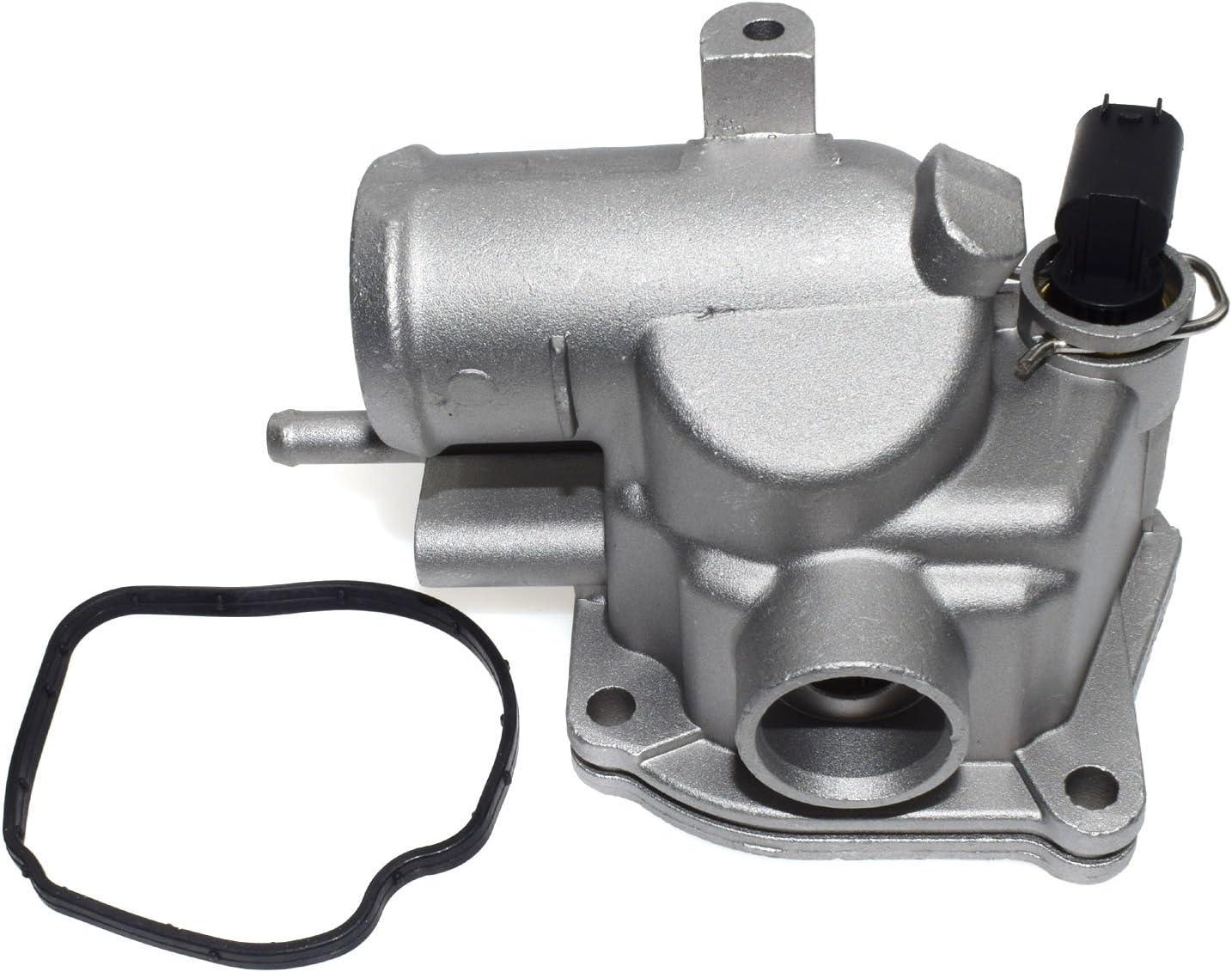 Neue Motor K/ühlmittel Thermostat 6112000515/F/ür Benzs S-Klasse Limo W210/S210/E200/E220/e270t 1998/1999/2000/2001/2002/2003
