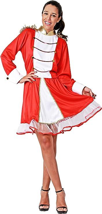 Costumizate! Disfraz de Majorette Adulto Especial para Fiestas de ...