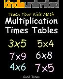 Teach Your Kids Math: Multiplication Times Tables