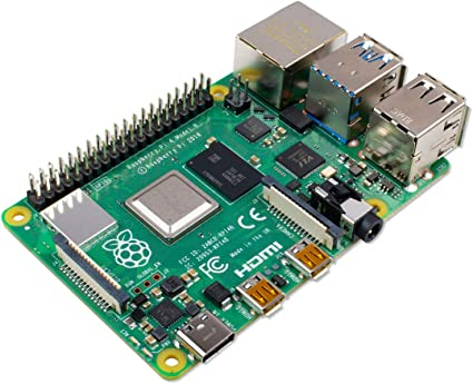 Raspberry Pi Spain RAS-4-4G - Placa Base Pi 4 Modelo B / 4 GB ...