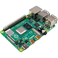 Raspberry Pi SBC006 4 Model B Motherboard, 4GB RAM