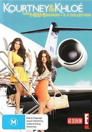 Kourtney And Khloe Take Miami Season 1 2 Amazoncouk