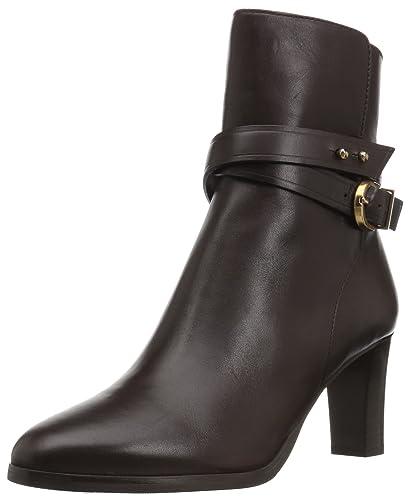 e8469836a L.K. Bennett Women's Josie Boots Brown (Bro-Chocolate) 4 UK: Amazon ...