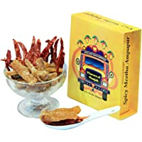 Amritsari Spicy Chatpata and Meetha Ampapar by Flavors of Punjab Tasty | Healthy and Prepared & Packed Under Hygienic Conditions - [ Pack of 1 ]