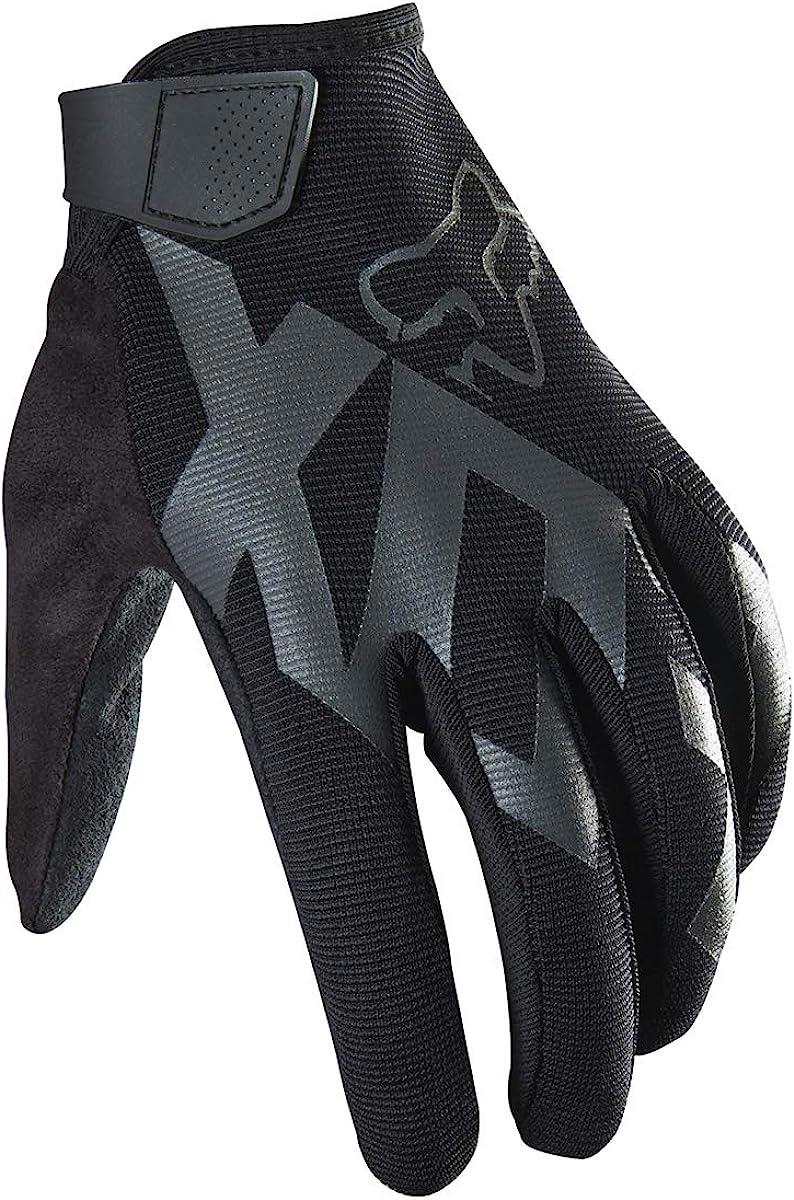 Gloves Fox Flexair Black Vintage S