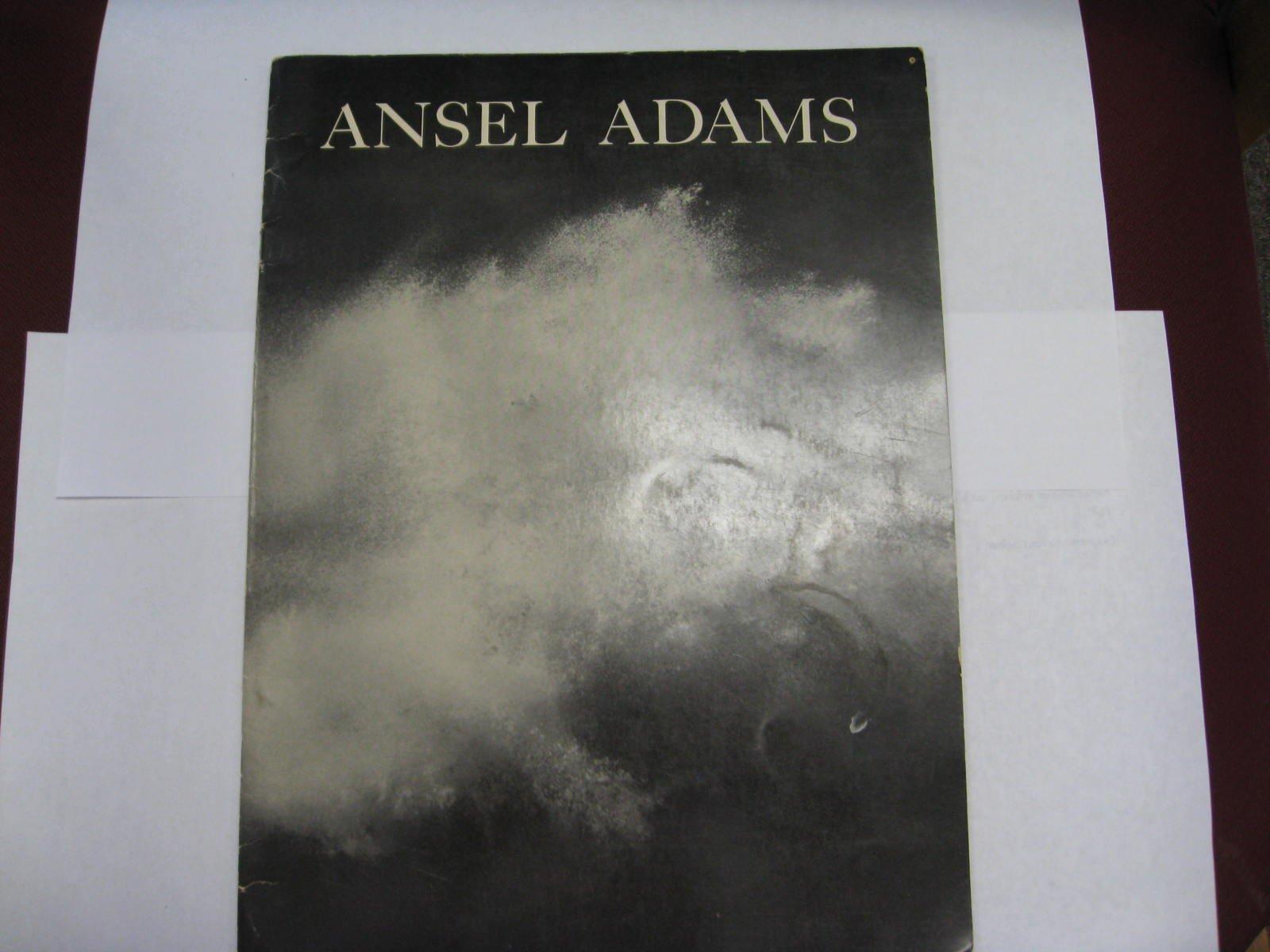 ansel adams photographs 1923 1963 the eloquent light