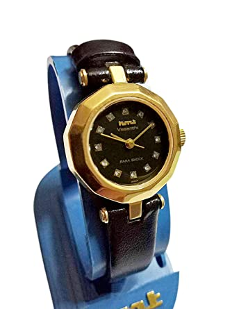 Buy HMT Vasanthi Mechanical Black Ladies Watch Online at Low Prices in  India - Amazon.in f740e0dec