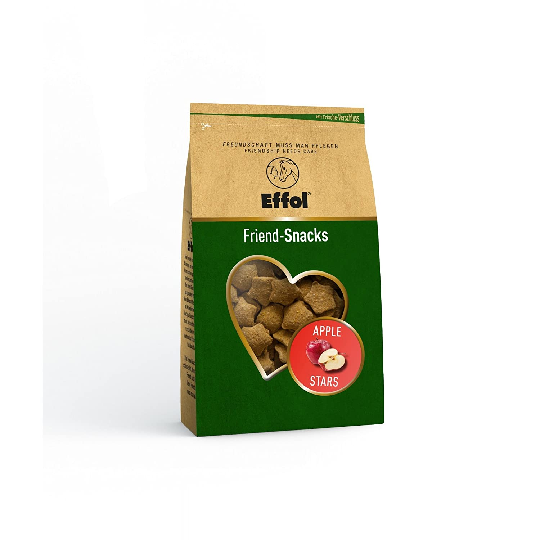 Effol Friend-Snacks Snacks con forma de estrellas para caballos