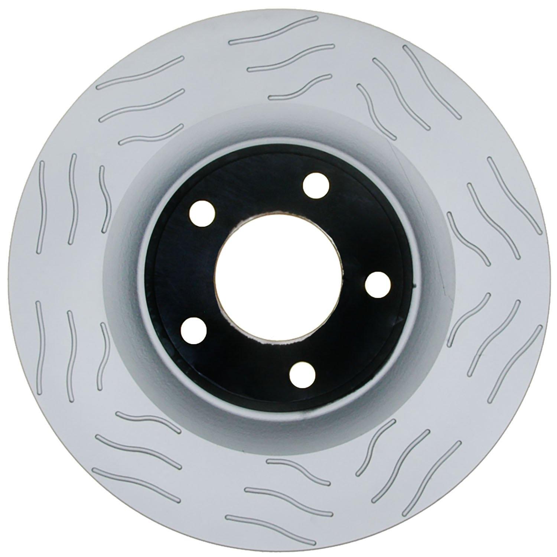 ACDelco 18A2544A Advantage Front Disc Brake Rotor