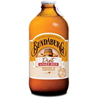Bundaberg Diet Ginger Beer, 12 x 375 Milliliters