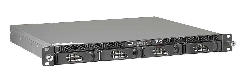 Netgear RN31844E-100NES - Dispositivo de Almacenamiento en Red ReadyNas en Formato Rack con Capacidad para 32 TB (Incluye 4 HDD de 4 TB)