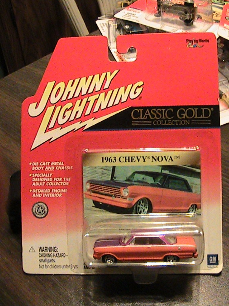 Amazon com: Johnny Lightning Classic Gold Collection 1963