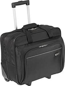 Targus 16 Inch Rolling Laptop Case (Black)