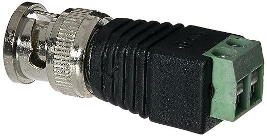 6 opinioni per Neewer 20pezzi coassiale CAT5CCTV BNC Video Balun connettore in lega di zinco