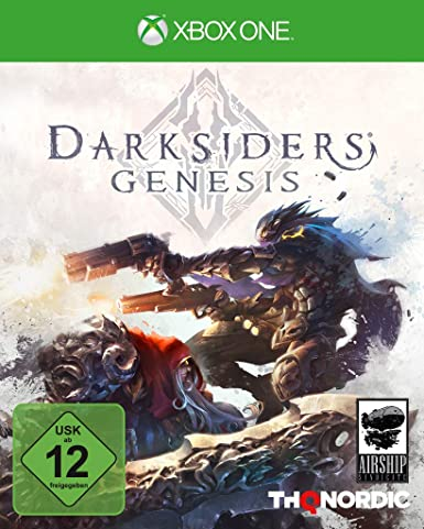 Darksiders Genesis [Xbox One] [Importacion Alemania]: Amazon.es ...