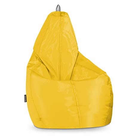 Happers Pera Puff Naylim Impermeable, Amarillo, XXL: Amazon ...
