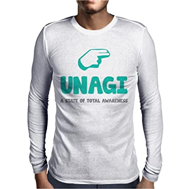 57254dac6fe Unagi - FRIENDS Mens Long Sleeve T-Shirt  Amazon.co.uk  Clothing
