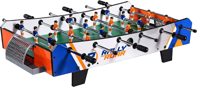 Feste 1PC NUOBESTY Calcio Balilla Famiglia Notte Mini Gioco da Tavolo Sportivo Gioco per Adulti Famiglia Bambini su portici Bar Sala Giochi