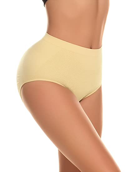 50ee18057b51f Yulee Womens Butt Lifter Padded Hip Enhancer Shapewear Control Panties  Underwear (4XL