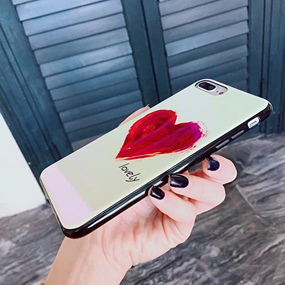 Amazon Com Simple Wind Graffiti Love Cell Phone Shell White Cell