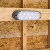 Rechargeable Solar Shed Lights