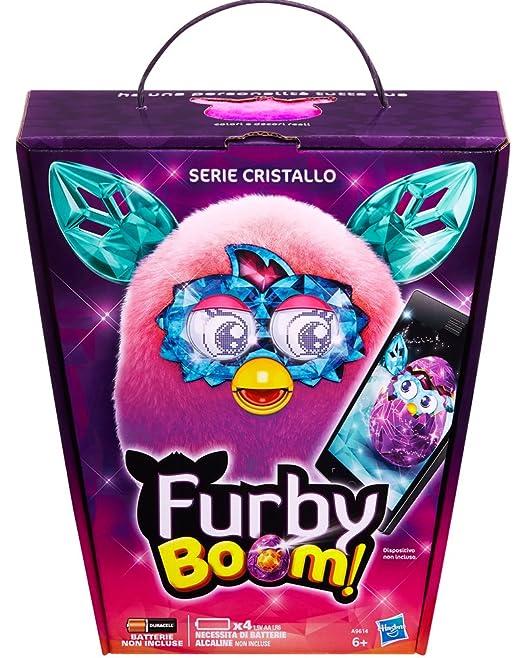 63 opinioni per Furby A9614IC0- Furby Boom Crystal, da Rosa a Viola