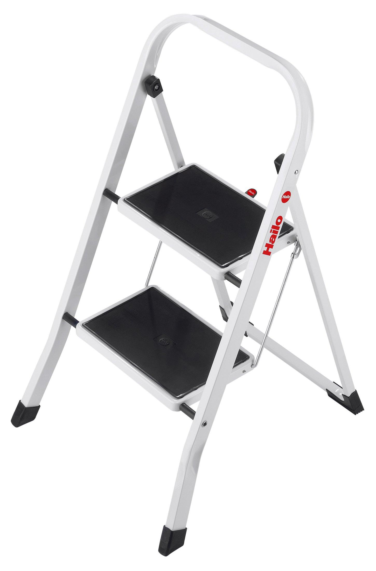 Hailo 9204015095 K20 Step Ladder