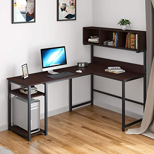 YITAHOME L-Shape Modern Computer Desk Review