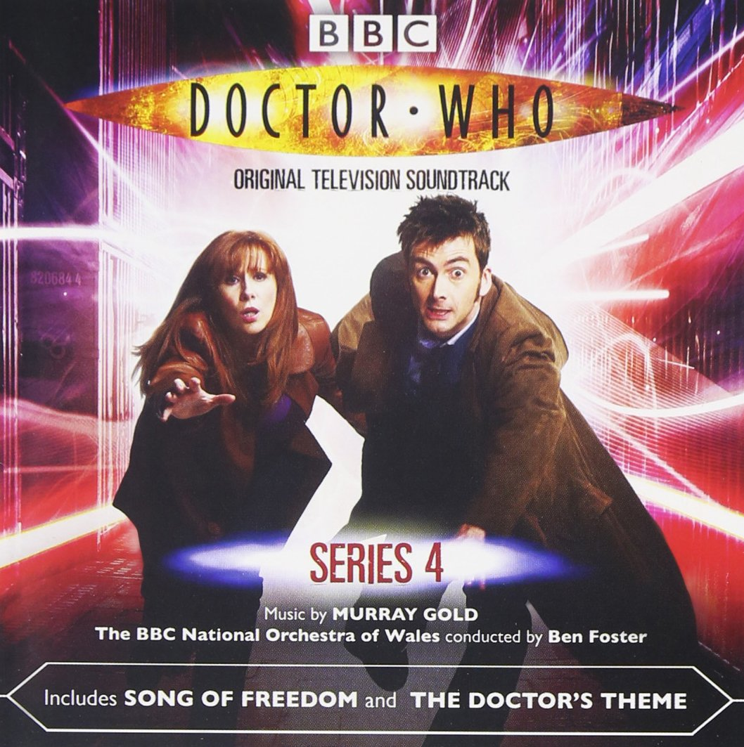 Doctor Who: Series 4: Amazon.co.uk: Music