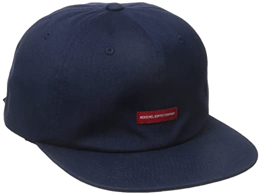 low priced 9108d 7b426 Herschel Supply Co. Men s Roy Hat, Navy, One Size