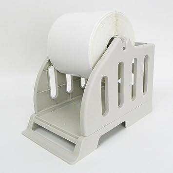 Amazon.com: Soporte térmico para etiquetas de rollos y ...