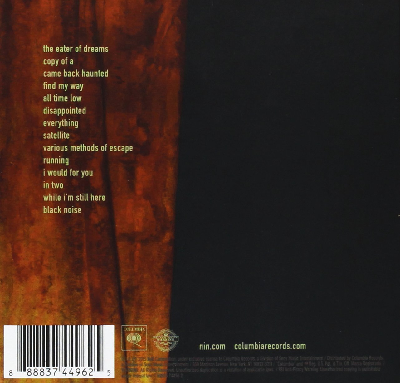 Nine Inch Nails - Hesitation Marks (Deluxe Version) - Amazon.com Music