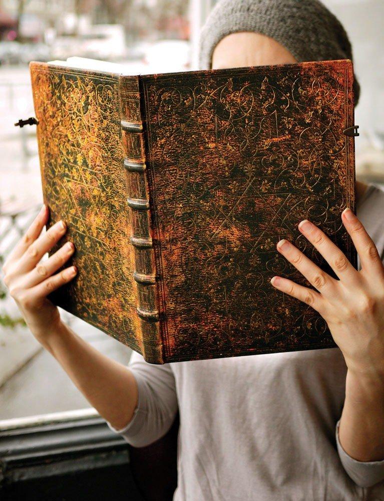 Unlined Grande Grolier Ornamentali Journal