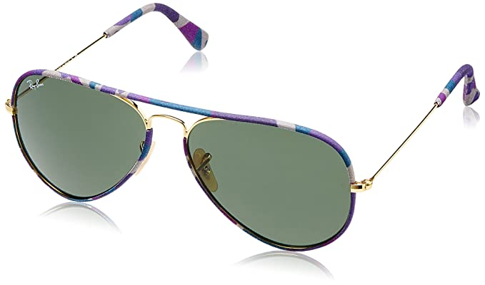 Image Unavailable. Image not available for. Colour  Ray-Ban Aviator  Sunglasses (0RB3025JM17258) 1af71dd072b3