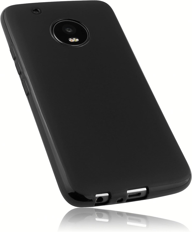 mumbi Funda Compatible con Lenovo Moto G5 Plus Caja del teléfono ...