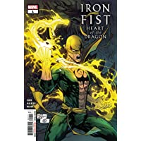 Iron Fist: Heart of the Dragon (2021) #1 of 6 VF/NM Billy Tan Cover