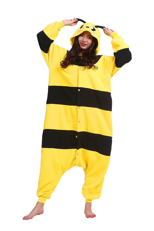 Magicmode Unisexe Animaux De Dessin Anim/é Pyjama Cosplay Costume Adulte /À Capuchon Onesie Kigurumi Partie De LAnime V/êtements De Nuit