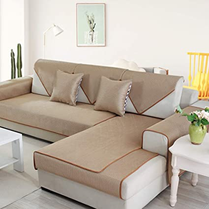 Cool couch covers Furniture Wjxlikerr Summer Sofa Matcool Sofa Cushion Ice Silk Sofa Cover Couch Cover Non Laoisenterprise Amazoncom Wjxlikerr Summer Sofa Matcool Sofa Cushion Ice Silk