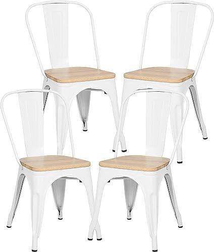 Edgemod Trattoria Side Chair Seat
