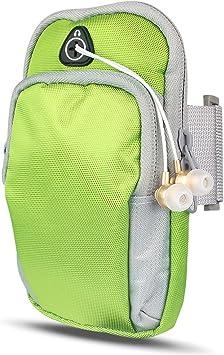 SUNDATOM Armband Sports Running Bag,Universal Smartphone Band Case ...