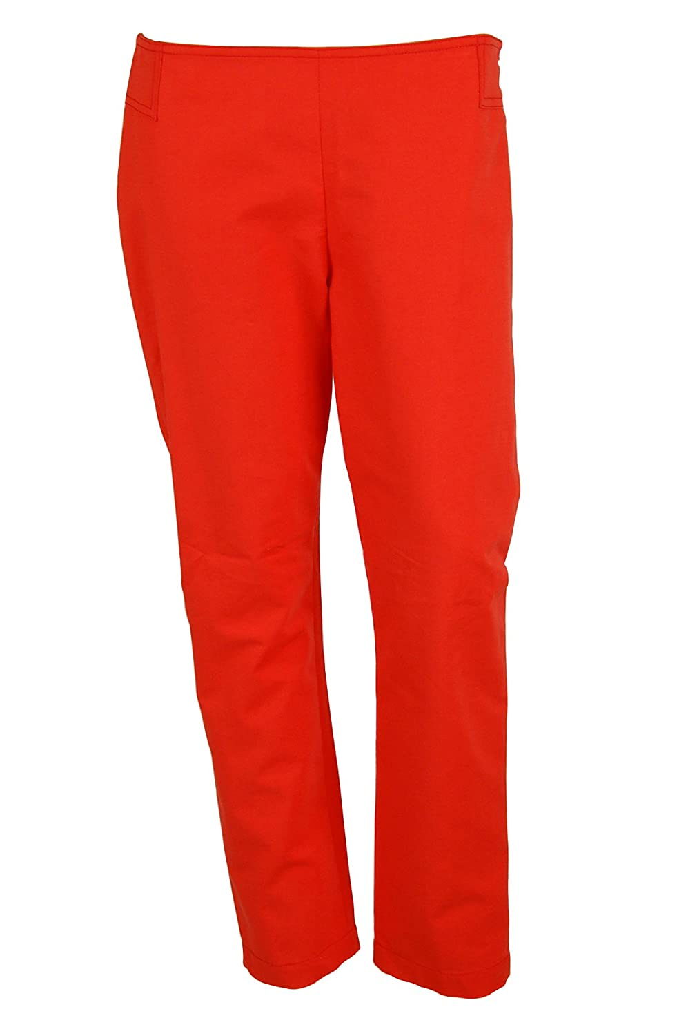 10 Crosby Derek Lam Womens Pocketless Capri Buckle Pants
