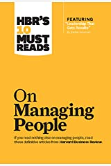 """HBR's 10 Must Reads on Managing People (with featured article """"Leadership That Gets Results,"""" by Daniel Goleman) Kindle Edition"""